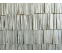 Цокольный сайдинг Nailite Hand-Split Shake (Щепа) WEATHERED WHITE