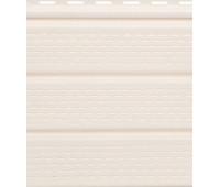 Софит белый полностью перфорированный  Ю-пласт