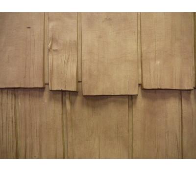 Цокольный сайдинг Nailite Hand-Split Shake (Щепа) Traditional Cedar